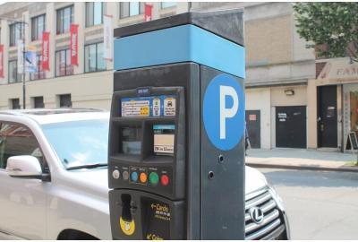 Преимущества использования паркоматов на парковках