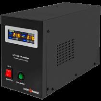 Источник бесперебойного питания LogicPower LPY-B-PSW-800VA+ (560Вт)