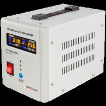 Источник бесперебойного питания LogicPower LPY-PSW-500VA+ (350Вт)