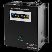 Источник бесперебойного питания LogicPower LPY-W-PSW-1000VA+ (700Вт)