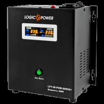Источник бесперебойного питания LogicPower LPY-W-PSW-800VA+ (560Вт)