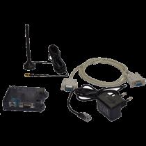 Модем Cinterion BGS2T-232 + антенна Beyondoor GSM-SMA + блок питания + кабель RS232