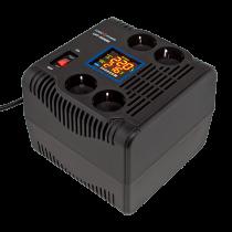 Стабилизатор напряжения однофазный релейный LPT-1000RD (700W)