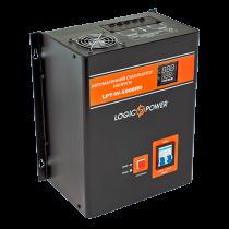 Стабилизатор напряжения однофазный релейный LPT-W-5000RD BLACK (3500W)
