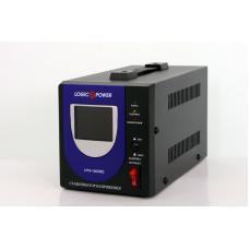 Стабилизатор напряжения однофазный релейный LPH-1000RD