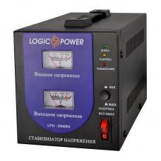 Стабилизатор напряжения однофазный релейный LPH-2000RV