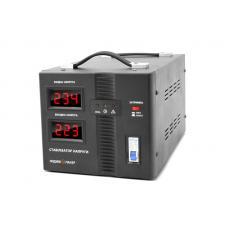 Стабилизатор напряжения однофазный сервоприводный LPH-3000SD