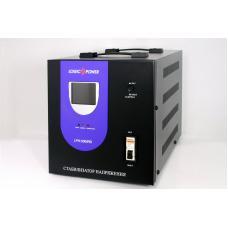 Стабилизатор напряжения однофазный релейный LPH-5000RD