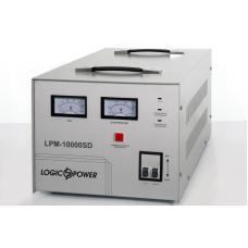 Стабилизатор напряжения однофазный сервоприводный LPM-10000SD