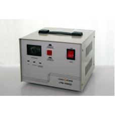 Стабилизатор напряжения однофазный сервоприводный LPM-1000SD