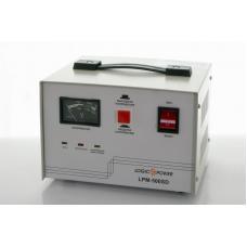 Стабилизатор напряжения однофазный сервоприводный LPM-500SD