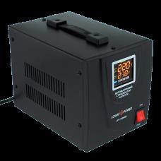 Стабилизатор напряжения однофазный релейный LPT-1500RD BLACK (1050W)