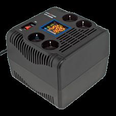 Стабилизатор напряжения однофазный релейный LPT-1200RD (840W)